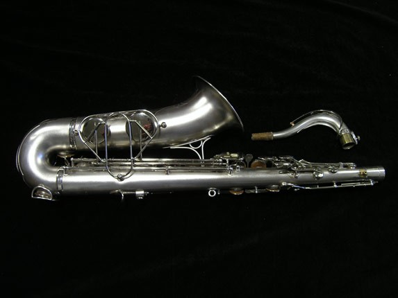 "Martin Silver Plate ""The Martin"" Tenor - 176595 - Photo # 4"