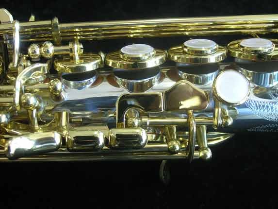 Yanagisawa Sterling Silver S-9930 Soprano - 00217816 - Photo # 14