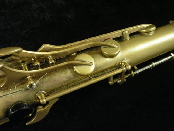 Yamaha Unlacquered Custom YTS-82Z - 24055 - Photo # 9