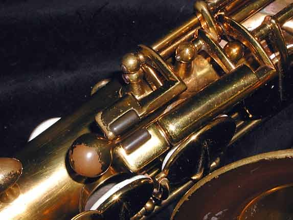 Henri Selmer Signature Series C-Melody - 941 - Photo # 12