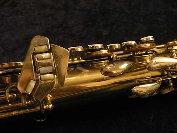 Conn Lacquer 10M Tenor - 266946 - Photo # 10