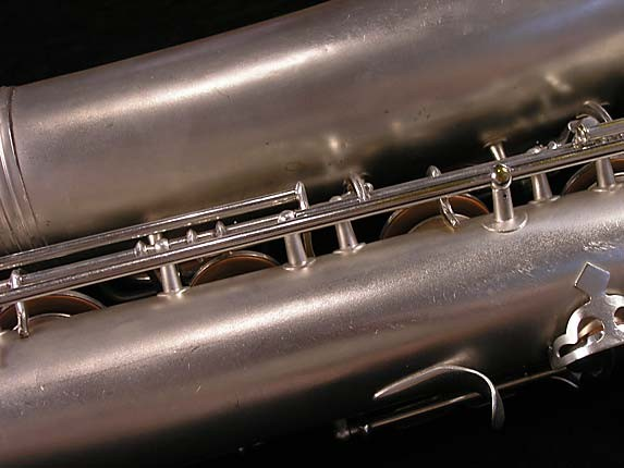 Conn Silver Plate 12M Baritone - 311124 - Photo # 15