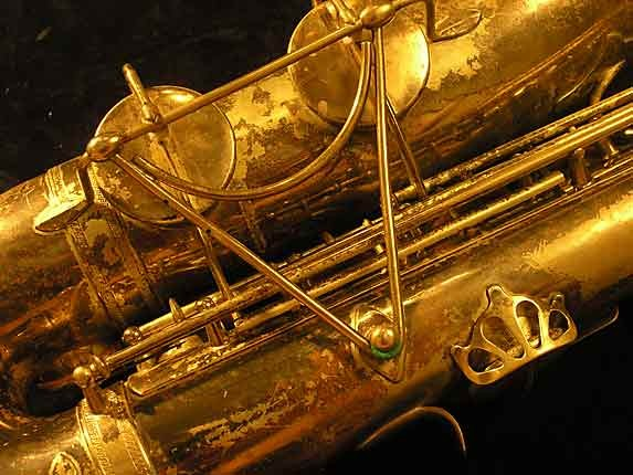 Selmer Lacquer Super Tenor - 16084 - Photo # 17