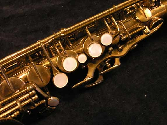 Selmer Lacquer Balanced Action Alto - 26416 - Photo # 7