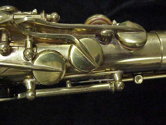 Selmer Lacquer Mark VI Alto - 109326 - Photo # 22