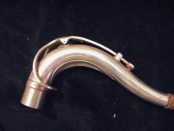 Selmer Silver Plate Mark VI Tenor - 114478 - Photo # 21