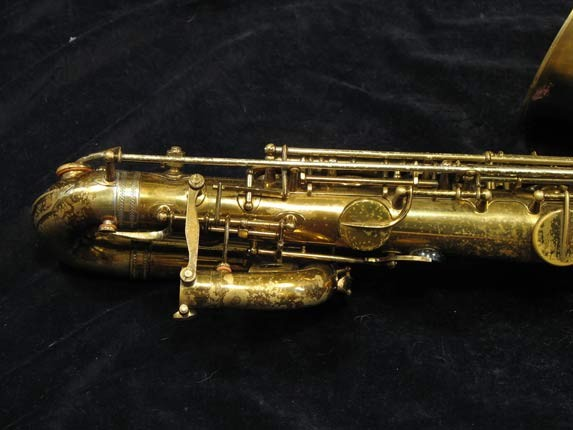 Selmer Lacquer Mark VI Baritone - 118366 - Photo # 10