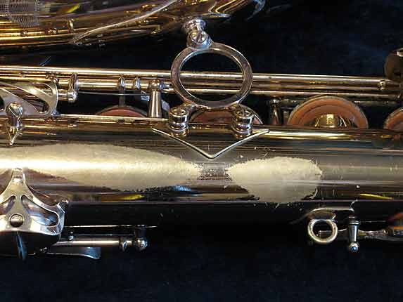 Selmer Lacquer Super Action 80 Tenor - 351678 - Photo # 11