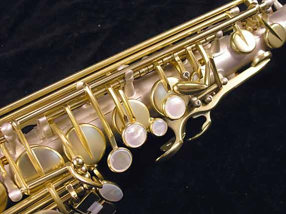 "Selmer ""Millenium Edition"" SA80 serie III Alto - 611949 - Photo # 7"
