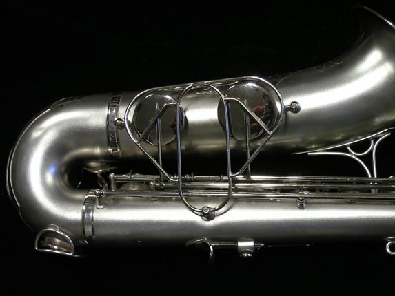 "Martin Silver Plate ""The Martin"" Tenor - 176595 - Photo # 5"