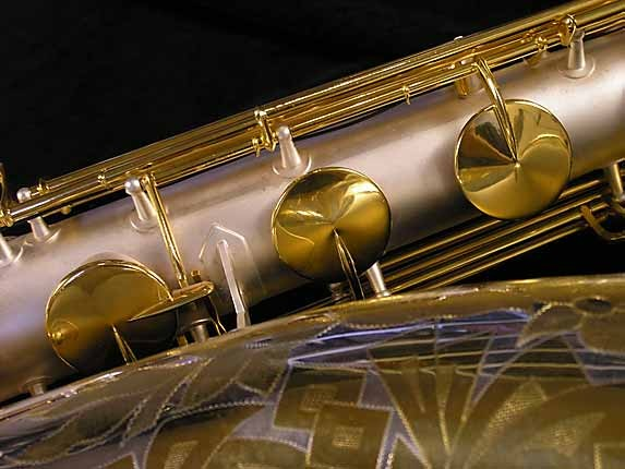 King Custom Silver & Gold Plate Zephyr Baritone - 179421 - Photo # 14