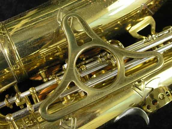King Lacquer-Sterling Neck Super 20 Alto - 283230 - Photo # 23