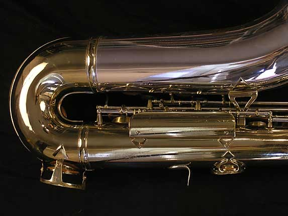 King Silver-Sonic Gold Inlay Super 20 Tenor - 385231 - Photo # 5