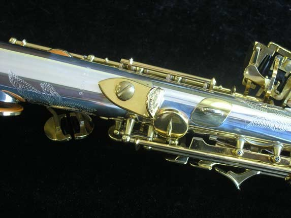 Yanagisawa Sterling Silver S-9930 Soprano - 00217816 - Photo # 15