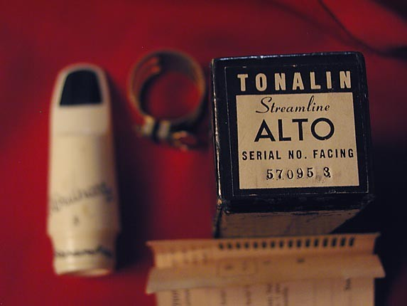 Brilhart Streamline Alto - Tonalin - 57095 - Photo # 1