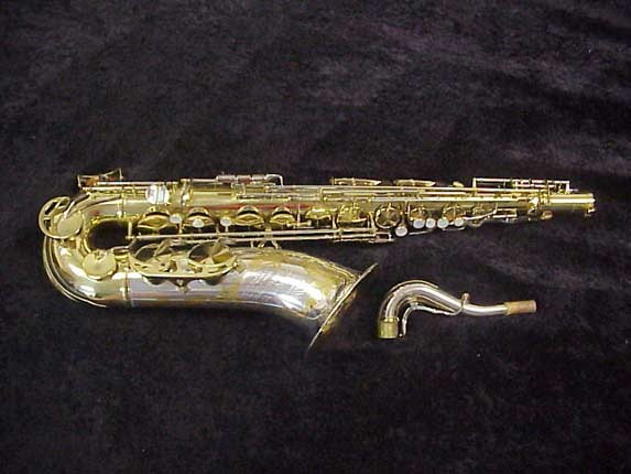 King Silver-Sonic Gold Inlay Super 20 Tenor - 532373 - Photo # 1