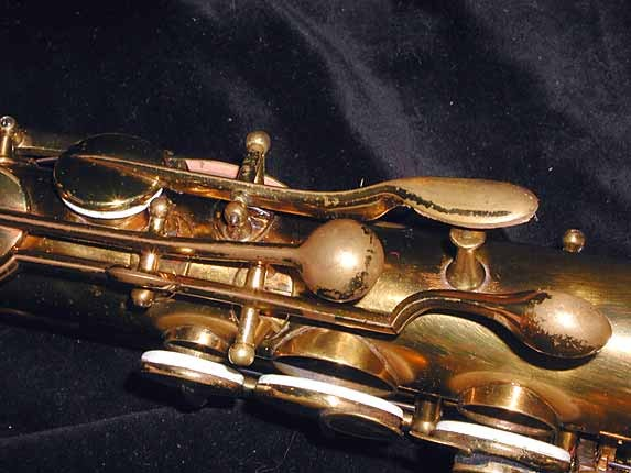 Henri Selmer Signature Series C-Melody - 941 - Photo # 13