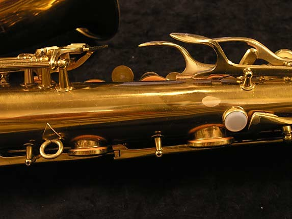 Conn Lacquer 10M Tenor - 266946 - Photo # 11