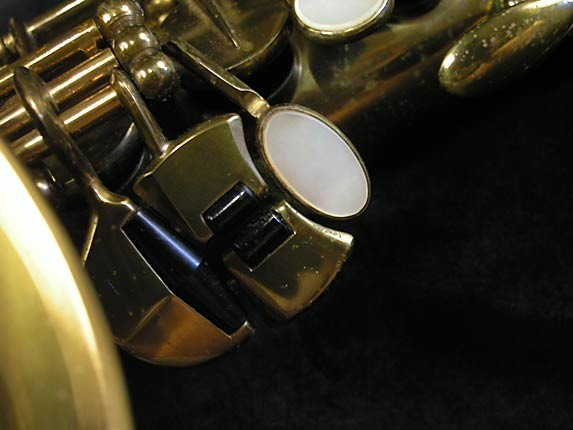 Selmer Lacquer Balanced Action Alto - 26416 - Photo # 8