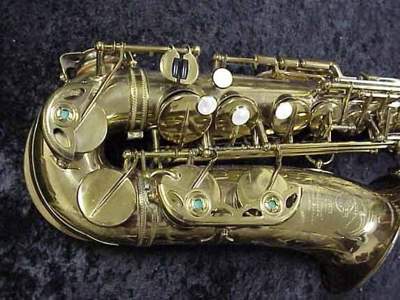 Selmer Lacquer Super Balanced Action Alto - 51899 - Photo # 2
