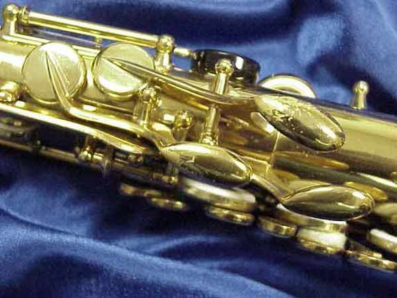 Selmer Lacquer Mark VI Alto - 184449 - Photo # 11