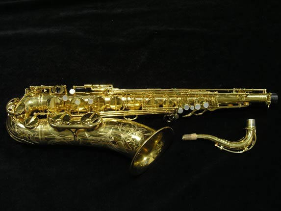 Selmer Gold Plate Mark VI Tenor - 142934 - Photo # 1
