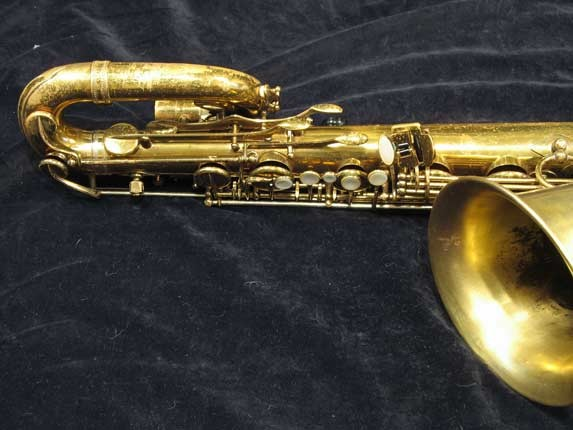 Selmer Lacquer Mark VI Baritone - 118366 - Photo # 11
