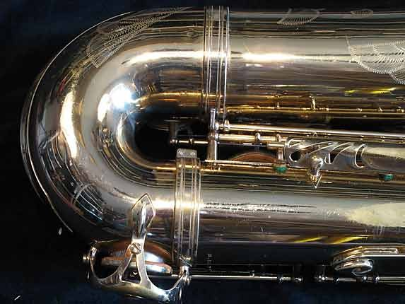 Selmer Lacquer Super Action 80 Tenor - 351678 - Photo # 12