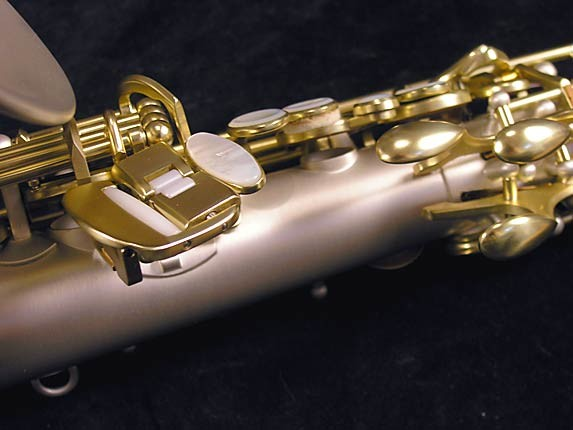 "Selmer ""Millenium Edition"" SA80 serie III Alto - 611949 - Photo # 8"