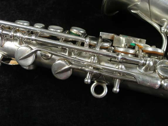 Martin Silver Plate Handcraft Soprano - 21771 - Photo # 7