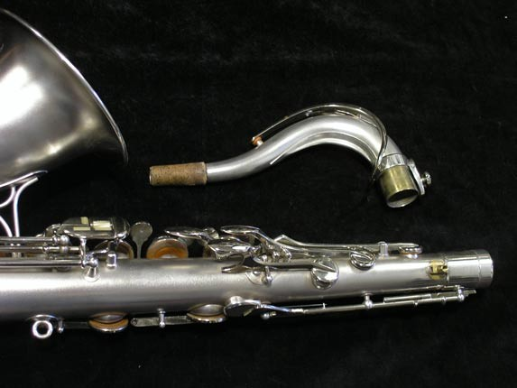 "Martin Silver Plate ""The Martin"" Tenor - 176595 - Photo # 6"