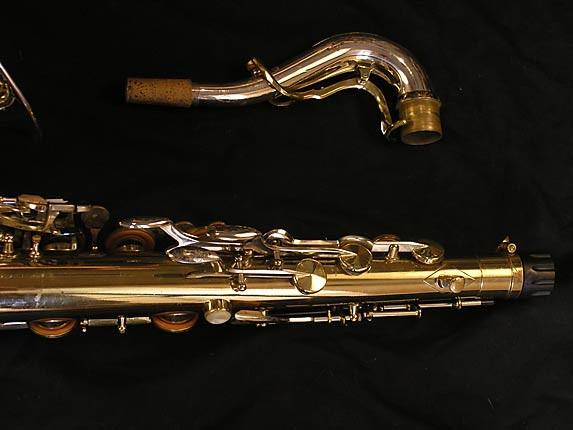 King Silver-Sonic Gold Inlay Super 20 Tenor - 385231 - Photo # 6