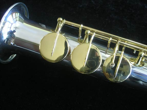 Yanagisawa Sterling Silver S-9930 Soprano - 00217816 - Photo # 16