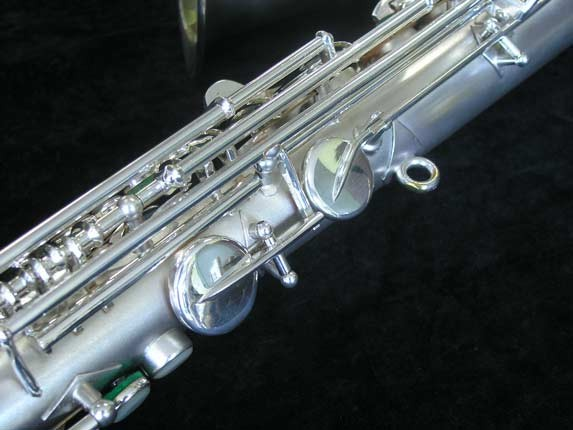Buescher Silver Plate New Aristocrat Alto - 263859 - Photo # 11