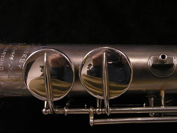 Conn Silver Chu Berry Soprano - 160331 - Photo # 13