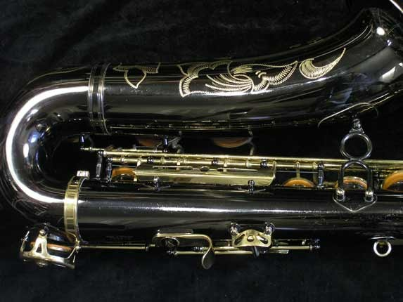 Keilwerth Black Nickel SX-90R Tenor- 102812 - Photo # 5