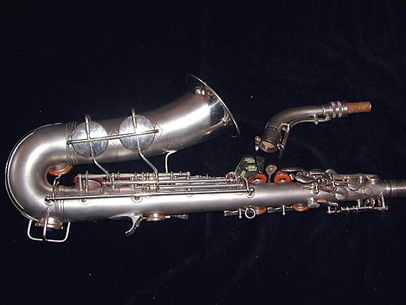 Conn Silver Plate Transitional 6M Alto - 261109 - Photo # 4