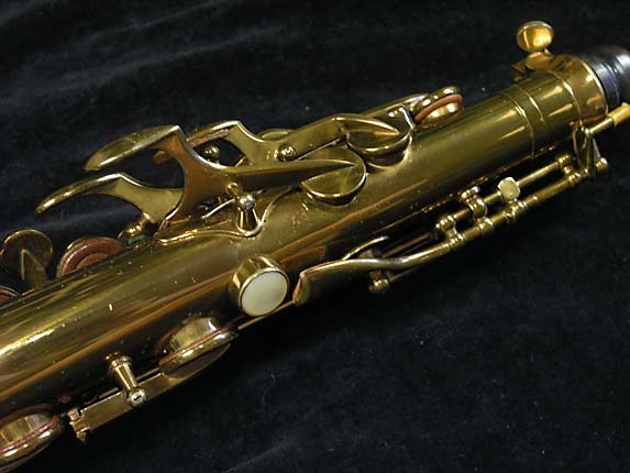 Selmer Lacquer Balanced Action Alto - 26416 - Photo # 9