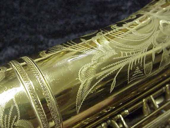 Selmer Lacquer Super Balanced Action Tenor - 39981 - Photo # 22