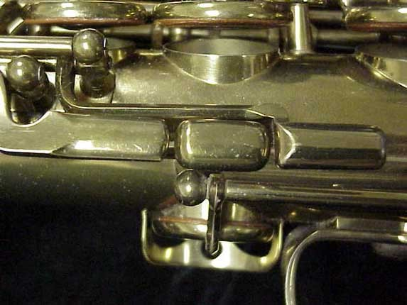 Selmer Lacquer Mark VI Alto - 109326 - Photo # 24