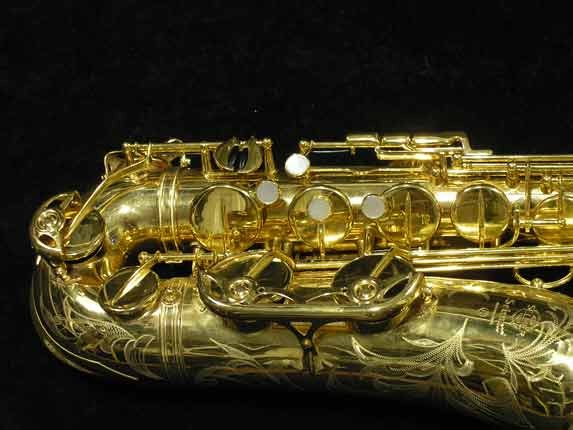 Selmer Gold Plate Mark VI Tenor - 142934 - Photo # 2
