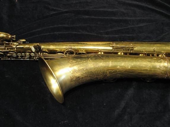 Selmer Lacquer Mark VI Baritone - 118366 - Photo # 12