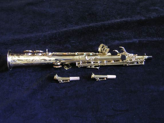 Selmer Lacquer Super Action 80 serie III Soprano - 510733 - Photo # 4