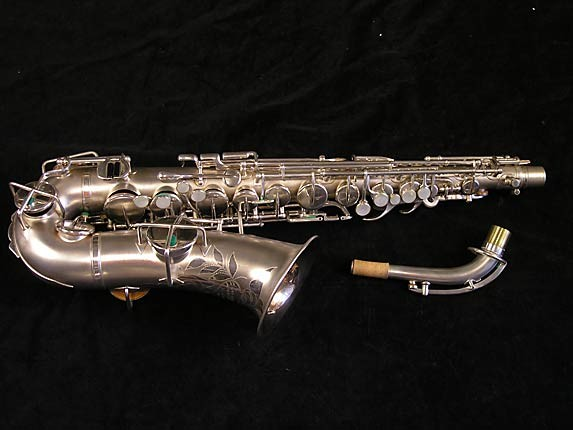 Buescher Silver Plate True Tone Alto - 211895 - Photo # 1