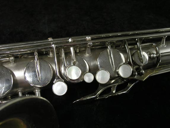 "Martin Silver Plate ""The Martin"" Tenor - 176595 - Photo # 7"
