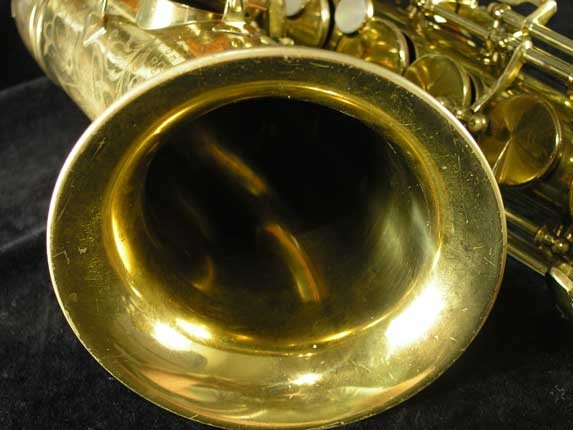 King Lacquer-Sterling Neck Super 20 Alto - 303393 - Photo # 11