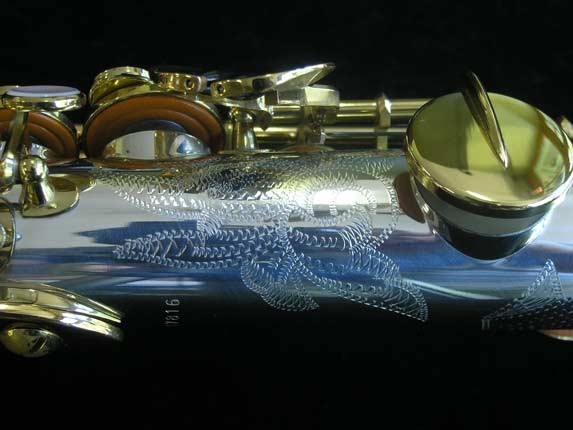 Yanagisawa Sterling Silver S-9930 Soprano - 00217816 - Photo # 17