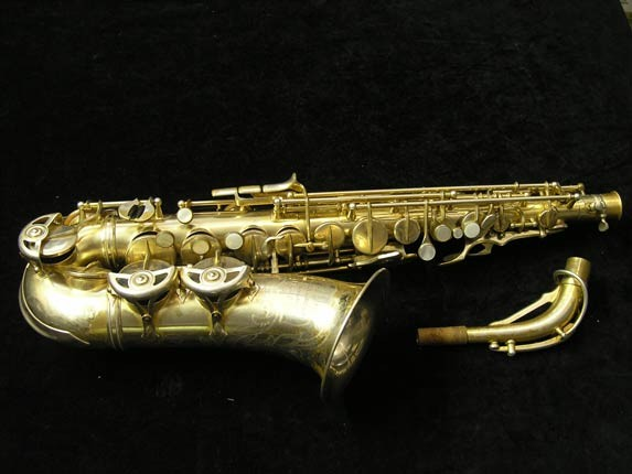 SML Gold Plate Rev. D Alto - 10145 - Photo # 1