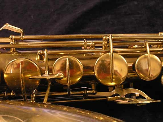 Conn Lacquer 10M Tenor - 266946 - Photo # 13