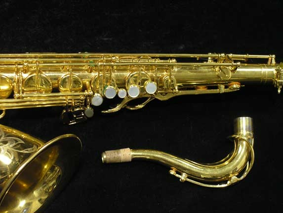 Selmer Gold Plate Mark VI Tenor - 142934 - Photo # 3